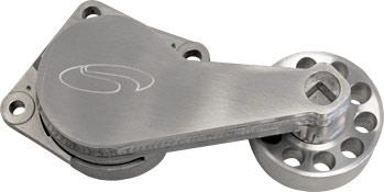 Steeda Belt Tensioner, HD w/ billet pulley, 2005-10 Mustang 4.6