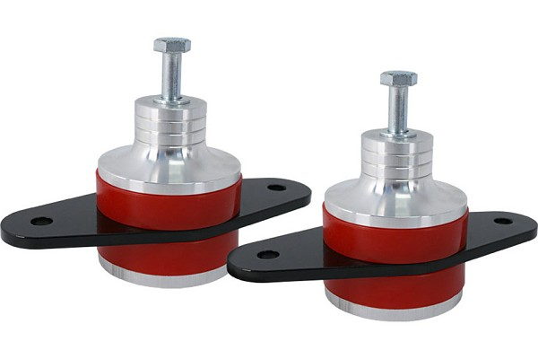 Steeda HD adjustable engine mounts, 2007-14 GT500