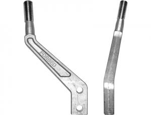 Tri-Ax Shifter Handle