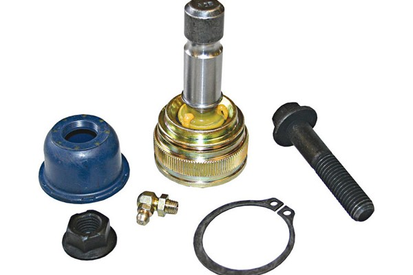 Steeda X5 Ball joint kit, 2005-10 Mustang
