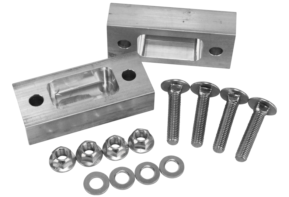 Steeda Swaybar Spacer kit for 03-04 Cobra