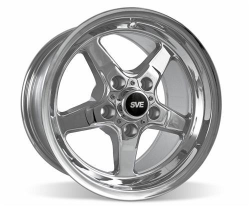 SVE Drag Wheel, 15x10, 5x4.5\