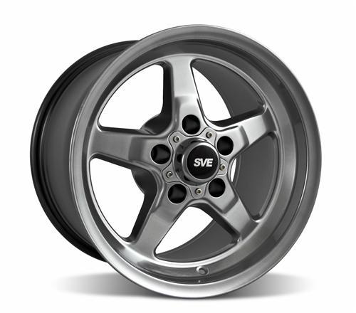 SVE Drag Wheel, 15x10, 5x4.5\