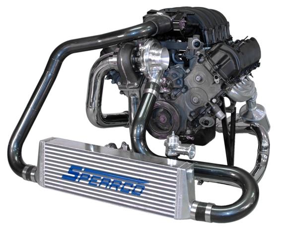 Turbonetics Turbo System, 05-06 Mustang GT, 07-09 Mustang GT