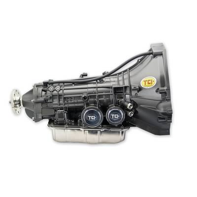 TCI 5R555 Automatic Transmission, 2005-09 Mustang