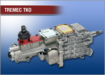 Tremec TKO-600 transmission, 2.87 1st, .64 5th