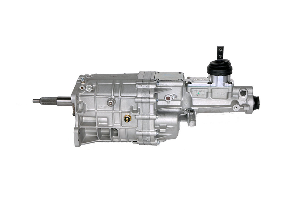 Tremec TKX transmission, 2.87 1st, .68 5th