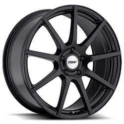 TSW Interlagos, 18x9, black, 5x4.5 32ET