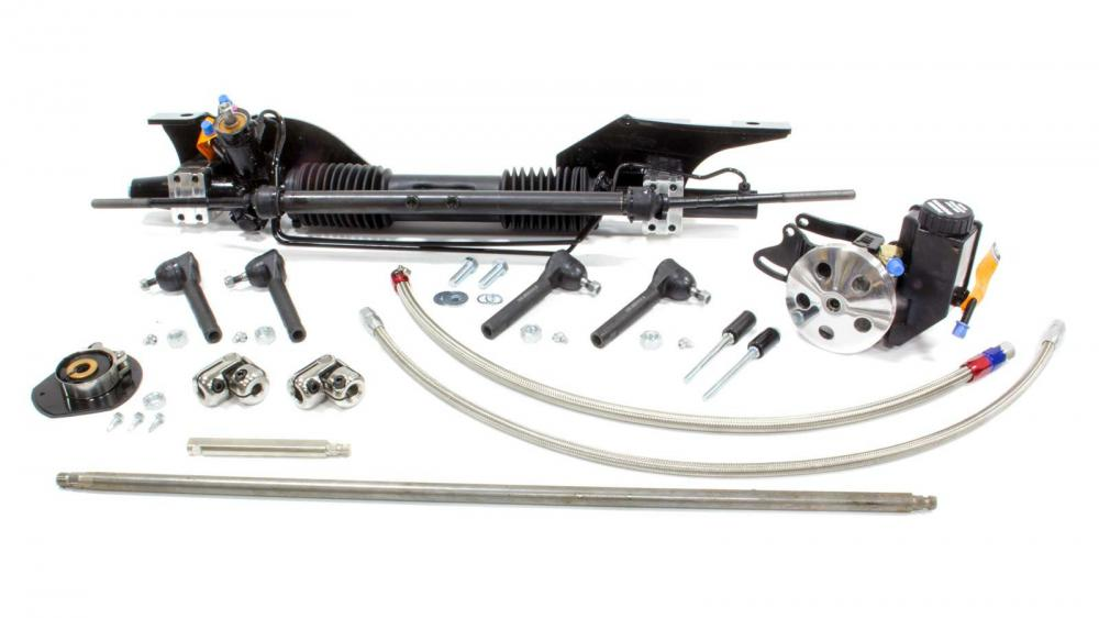 Unisteer Rack and Pinion kit, 1965-66 Mustang (Small Block)