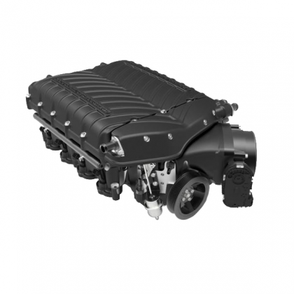 Whipple 3.0L Supercharger Kit, Gen 3 Stage 2, 2018-19 Mustang GT