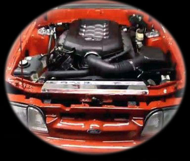 WMS Fox Coyote Swap Engine package