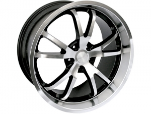 Custom Mustang Wheel and Tire Packages