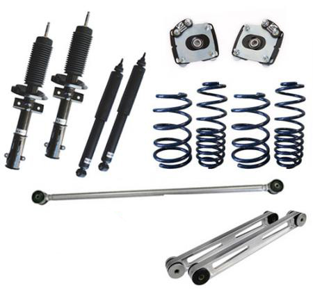 WMS Cross Suspension Package, 2005-10 Mustang