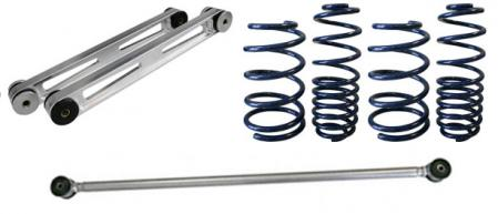 WMS Street Suspension Package, 2007-14 GT500