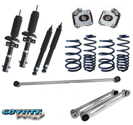 WMS Coyote Wild Cross Suspension Package, 2011-2014 Mustang