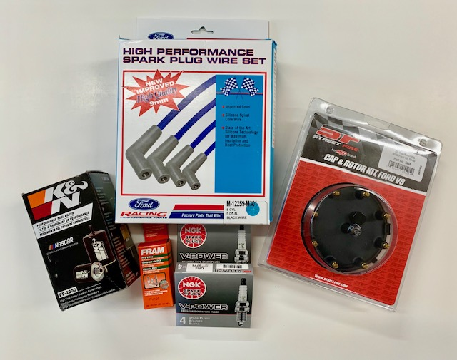 WMS Tune Up Kit, 1986-95 Mustang 5.0