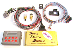WMS / SDS Injection System w/ engine harness