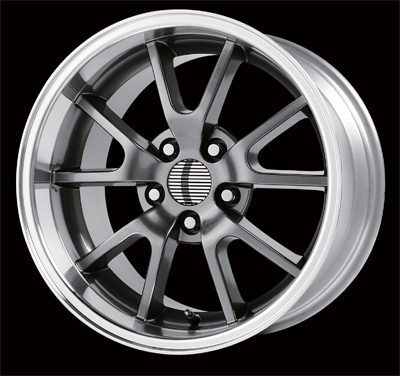 Replica FR500 wheel, Anthracite, 18\
